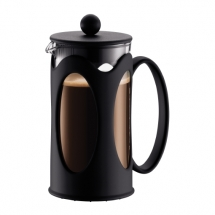 10682-01 Coffee maker, 3 cup, 0.35 l, 12 oz Black bodum
