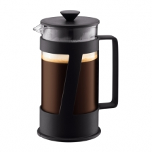 10883-01 Coffee maker, 8 cup, 1.0 l, 34 oz Black bodum