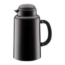 10886-01TL Thermo jug, 1.0 l, 34 oz Black bodum