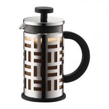 11198-16 Coffee maker, 3 cup, 0.35 l, 12 oz Shiny bodum