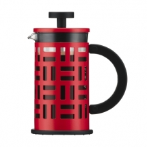 11198-294 Coffee maker, 3 cup, 0.35 l, 12 oz Red bodum