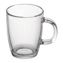 11239-10B Coffee mug, 0.35 l, 12 oz Transparent bodum