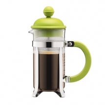 1913-565 Coffee maker, 3 cup, 0.35 l, 12 oz Lime green bodum
