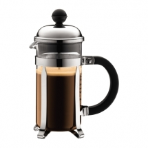 1923-16US4 Coffee maker, 3 cup, 0.35 l, 12 oz Shiny bodum
