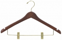 walnut hagner with clip