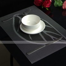 yazi-2pcs-grey-large-leaf-pvc-placemats-wedding-party-font-b-dinner-b-font-font-b